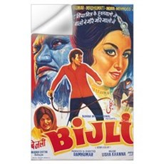 Bijli Bollywood Wall Decal