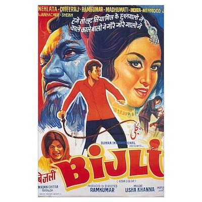 Bijli Bollywood Poster