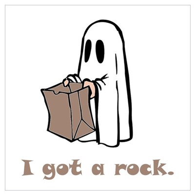 I Got A Rock! Poster