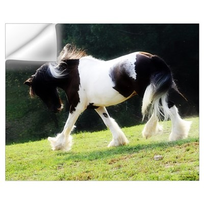 Gypsy Vanner Wall Decal