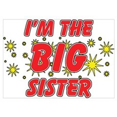 I'm The Big Sister Poster