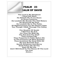 Psalm 23 Wall Decal