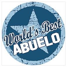 World's Best Abuelo Poster