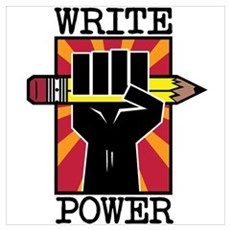 Write Power Poster