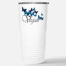Vegan Wave Travel Mug