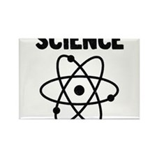 Science Rectangle Magnet