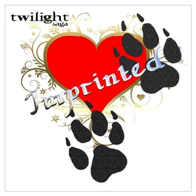 Twilight Eclipse Imprinted Poster