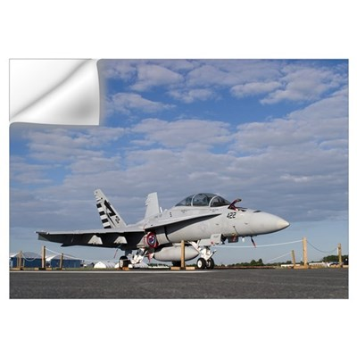 F18 Wall Decal