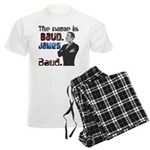 The Name's James Baud Men's Light Pajamas