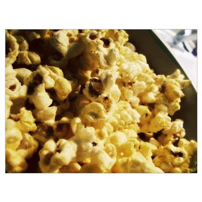 Popcorn Canvas Art
