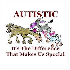 Autistic Poster