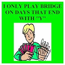 Duplicate bridge Poster