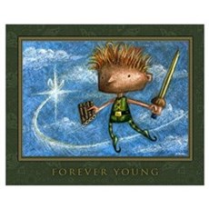 """""""Forever Young"""" Poster"""