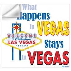 Vegas Wall Decal