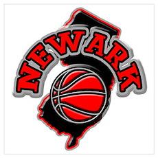 Newark Basketball Poster