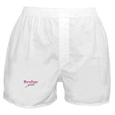 Brainy girl Boxer Shorts