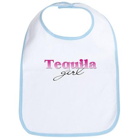 Tequila girl Bib