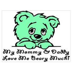 Love Me Beary Much Poster