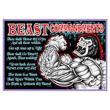 BEAST Commandments