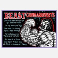 BEAST Commandments