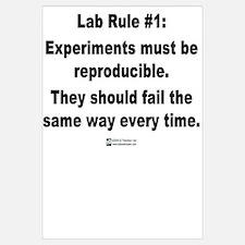 Lab Rule #1