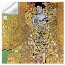 Gustav Klimt Adele Bloch-Bauer II Medium Wall Decal