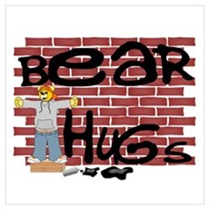 Bear Thugs Poster