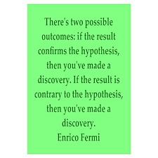 Enrico Fermi quotes