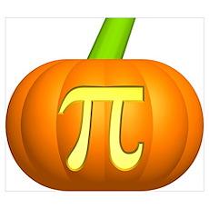 Pumpkin Pi Poster