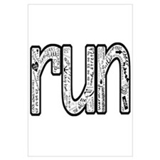 Cute Run Wall Art