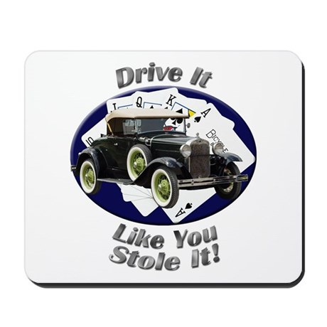 Ford Model A Mousepad