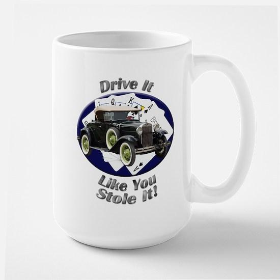 Ford Model A Large Mug