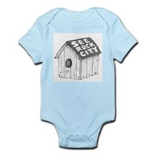 See Rock City Infant Bodysuit