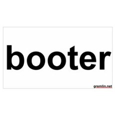 booter Poster