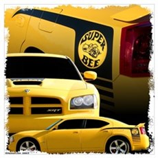 2007 Super Bee Poster