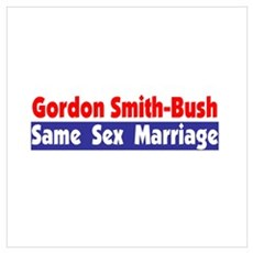 Gordon Smith-Bush Canvas Art