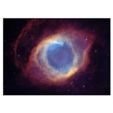 Eye of God Nebula Poster