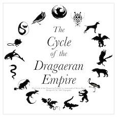 Dragaeran Cycle Poster