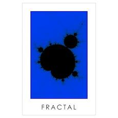 Large Fractal Poster