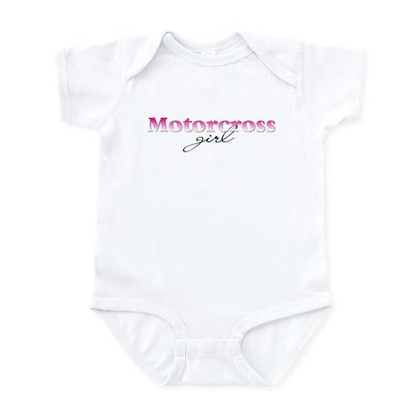 Motorcross girl Infant Creeper