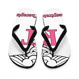 Therapist Flip Flops