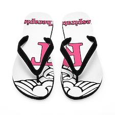 Respiratory Therapist Flip Flops