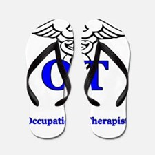 Cute Occupational therapy Flip Flops
