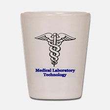 Cute Laboratory Shot Glass