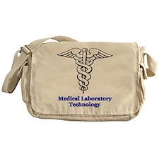 Cute Laboratory technologist Messenger Bag