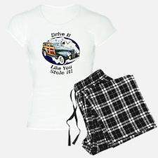 Packard Woodie Pajamas