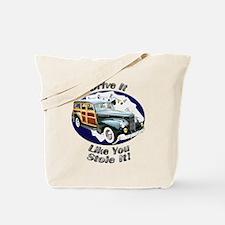 Packard Woodie Tote Bag