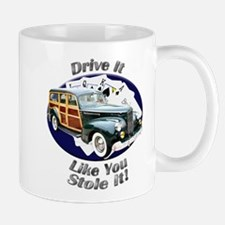 Packard Woodie Mug