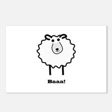 Sheep Postcards (Package of 8)