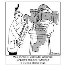 Christo's Computer Graphics Poster